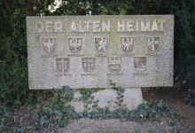 Wider die Geschichtsvergessenheit: Denkmal für Vertriebene in Schwalmstadt bleibt