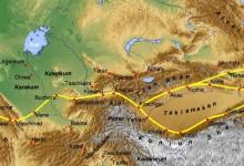 """China: Präsident Xi Jinping will transeurasische """"neue Seidenstraße"""" schaffen"""
