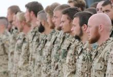 """Neuer Finanzskandal bei der Bundeswehr: Syrische Schnupper-Soldaten wurden """"eins zu eins"""" betreut"""