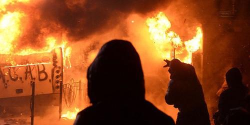 ZUERST!-Hintergrund: Worüber deutsche Medien nicht berichten: In Dijon proben Migranten den Bürgerkrieg
