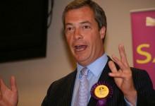 """UKIP-Chef Nigel Farage vor der Europawahl: """"Wir wollen unser Land zurück!"""""""