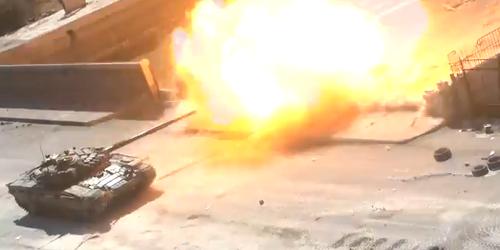 Syrien-Konflikt: ISIS-Islamisten kreuzigen in ar-Raqqa mehrere Gegner