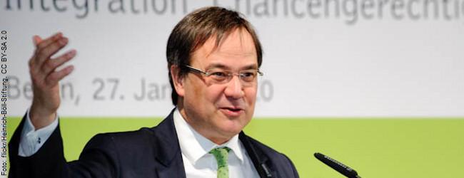Unterwanderung durch Türken: Vorwürfe gegen NRW-CDU-Chef Armin Laschet