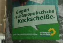 Verbotspartei: Ehemalige Grünen-Chefin Künast will mehr Vorschriften