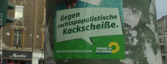 """Grünen-Politiker: """"alle Männer potentielle Vergewaltiger"""""""