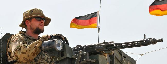 Kriegstreiberei gegen Syrien – Wissenschaftlicher Dienst des Bundestags stellt klar: Einsatz der Bundeswehr wäre rechtswidrig