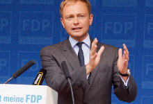 Auf und ab: FDP in neuer Umfrage bei drei Prozent