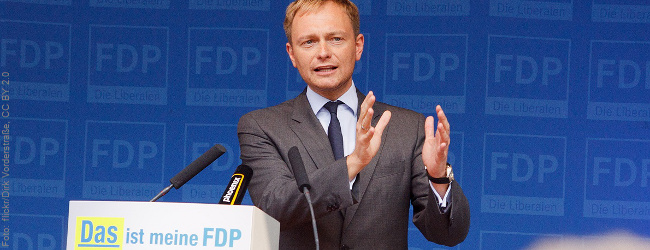 Neue Umfrage: FDP erstmals seit längerer Zeit wieder bei drei Prozent