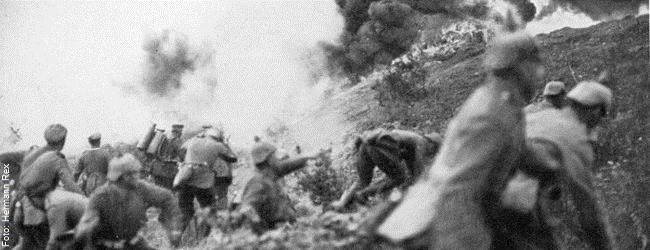 """Vor 100 Jahren: Mit Österreichs Kriegserklärung an Serbien begann die """"Urkatastrophe"""" Europas"""