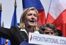 Einen Monat vor Departement-Wahlen: Front National führt französische Umfragen an