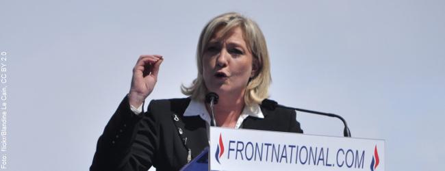 Frankreich in Zeiten des Terrors: FN und Konservative überbieten sich in Maximalforderungen