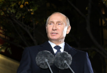 """Putin: """"Islamischer Staat"""" könnte sich auf andere Staaten ausdehnen"""