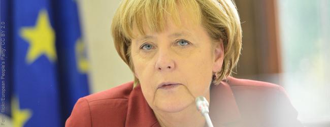 Bundeskanzlerin Merkel: Afrikaner legal nach Deutschland bringen