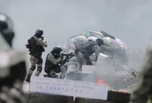 """Konflikt um """"Neurußland"""": NATO bildet Soldaten der ukrainischen Armee aus"""