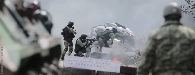 Kiew kündigt Kurswechsel an: Keine militärische Rückeroberung des Donbass