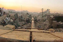 Kampf um eine russische Panzerbrücke in Syrien: Ließ das Pentagon den Euphrat anschwellen?