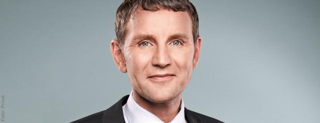 """Thüringer Linke tobt: AfD-Fraktionschef Björn Höcke Teil der """"Neuen Rechten""""?"""