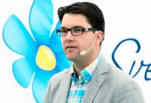 Schwedendemokraten: Rechtspartei nach geplatzter Minderheitsregierung im Umfragehoch