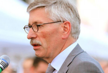 """Erfolgsautor Sarrazin fordert Einschränkung des Asylrechts – """"auf Dauer nicht haltbar"""""""