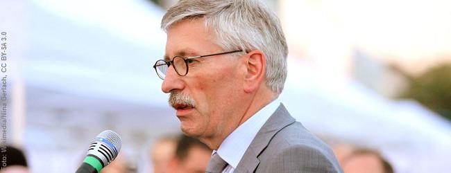"""Sarrazin kritisiert die EU: """"Chaos und Perspektivlosigkeit"""""""