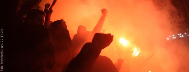 """""""Hooligans gegen Salafisten"""": Minister hoffen auf Verbote künftiger Demonstrationen"""