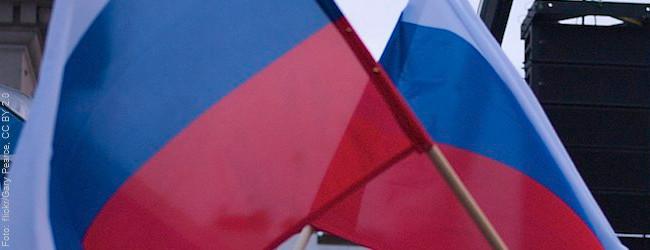 """Reaktion auf US-Repressionen: Rußland erklärt neun US-Medien zu """"ausländischen Agenten"""""""