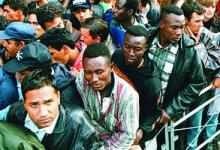Großeinsatz der Polizei nach Gewalteskalation in Hamburger Asylunterkunft