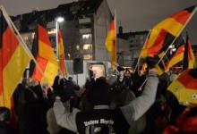 PEGIDA-Demonstrationen: 17.500 Teilnehmer gingen in Dresden auf die Straße