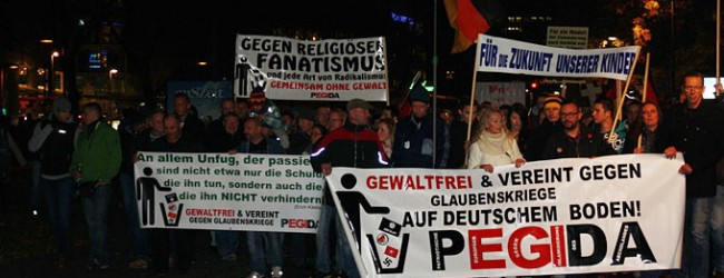 Terror- und Morddrohungen: PEGIDA Dresden am 19. Januar abgesagt!