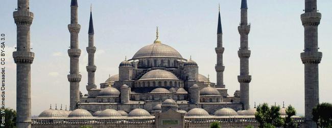 AKP plant Retourkutsche für Trump: Wieder Freitagsgebete in der Hagia Sofia?