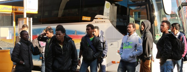 Hamburg: 100 Schwarzafrikaner greifen Polizisten an – Aggressiver Mob rastet aus