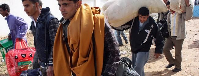 """Asyl-Ansturm: Abschiebungen werden nicht vollzogen – 70 Prozent ausreisepflichtiger Migranten werden """"geduldet"""""""