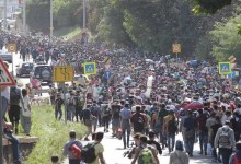 Asyl-Ansturm geht weiter: 9.000 illegale Einreisen in den ersten zwei Monaten 2017