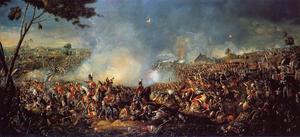 Die Entscheidung – vor 200 Jahren entscheidet sich in Waterloo das Schicksal Europas