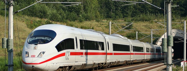 """Ein ICE-Zugbegleiter hat Mut zur Wahrheit: Zugverspätung wegen """"Bombe der Westalliierten"""""""