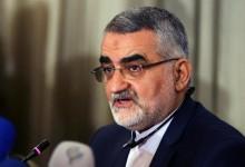 """""""Verpaßte Chancen"""" – ZUERST! traf den iranischen Politiker Aladdin Borudscherdi"""