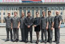 Den Westen ärgern – die Musikgruppe Laibach spielte in Nordkorea