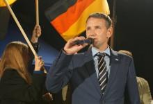 (Video) AfD-Demo in Erfurt: Rede von Björn Höcke