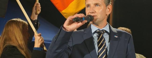 """Björn Höcke zum Wahlkampfauftakt: """"Es fühlt sich schon wieder an wie in der DDR!"""""""