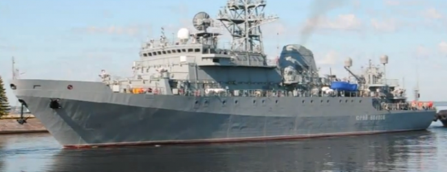 Italienisches Kriegsschiff in Tripolis: Parlament macht Weg für Militäreinsatz frei