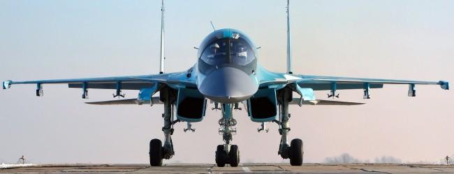 Russischer Kampfjet über Idlib abgeschossen: War es eine amerikanische Rakete?