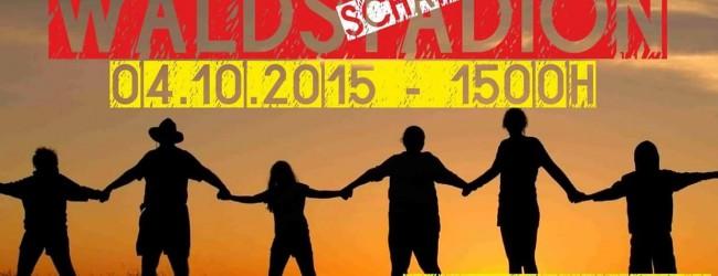 Sebnitz: Lebende Grenze – 2.500 Demonstranten bilden Menschenkette gegen den Asyl-Ansturm (aktualisiert)