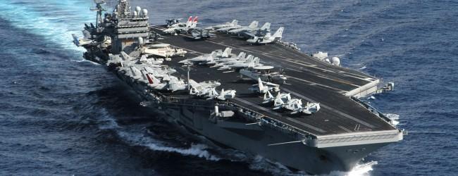 Enttäuschendes Prestigeobjekt: Nagelneuer britischer Flugzeugträger hat ein Leck