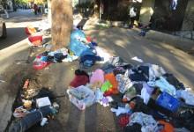 Traiskirchen: Asylanten werfen 30 Tonnen Spenden weg