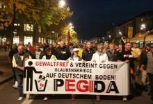 (Video) PEGIDA vom 5. Oktober auf dem Dresdner Neumarkt in voller Länger