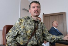 Der Kriegsherr – ZUERST! besuchte den russischen Offizier Igor Strelkow