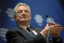 Anti-Orbán-Demonstration in Budapest: Regierung sieht Soros als Drahtzieher am Werk