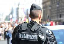 Von der Regierung im Stich gelassen: Französische Polizisten demonstrieren