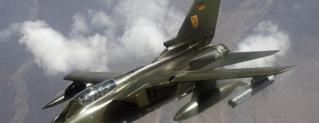 """Im Cockpit ist es zu hell: Deutsche """"Tornados"""" kämpfen nur tagsüber gegen IS"""