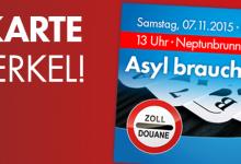 7.000 AfD-Anhänger demonstrieren in Berlin gegen den Asyl-Ansturm und die Bundesregierung